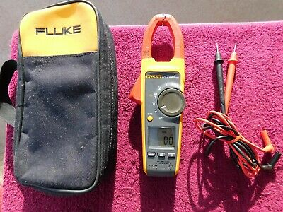 Fluke 374 *Near Mint!* High Performance Clamp Meter!