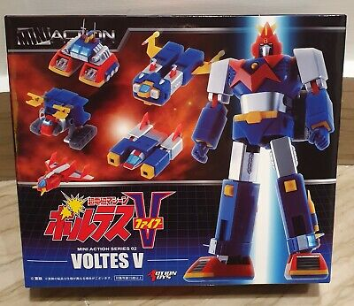 Voltes Vultus V Mini Action Series 02 Action Toys - Ultimo