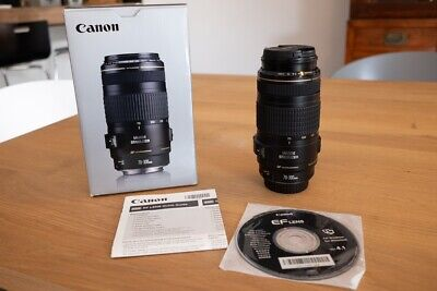 Objectif CANON EF 70-300 mm f/4-5,6 IS USM