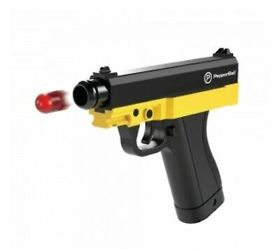 New PepperBall Non-Lethal TCP Tactical Defense Launcher Starter Kit