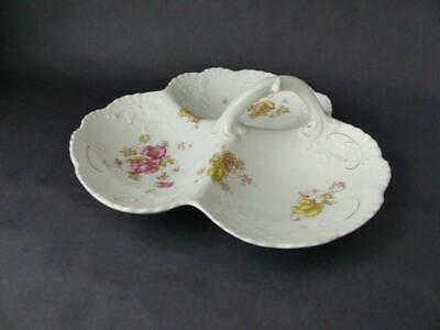 Antique  Serving Dish, Fruit Bowl, 19th c Bishop & Stonier.