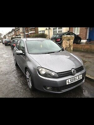 Vw Golf Gt Tdi 2.0 140
