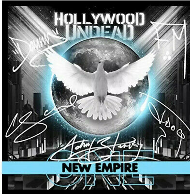 Hollywood Undead, New Empire Vol 1 CD (Amazon Uk Exclusive Signed version)