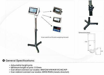 Adjustable Stainless Steel Stand