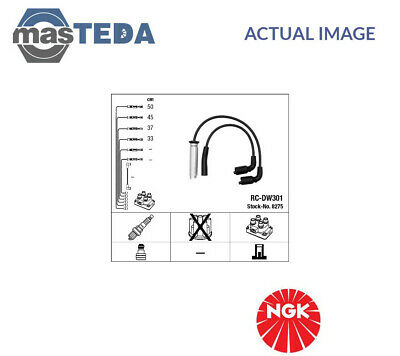 Ngk Ignition Cable Set Leads Kit 8275 P New Oe Replacement