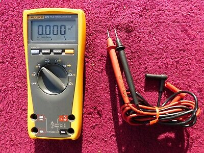 Fluke 175 *Near Mint!* True Rms Multimeter!