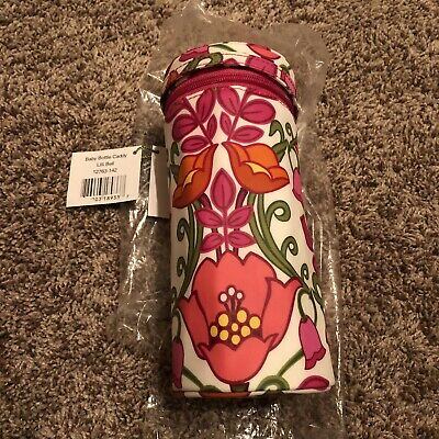 NWT Vera Bradley Baby Bottle Caddy Lilli Bell