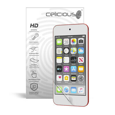Celicious Vivid Apple iPod Touch (2019) Invisible Screen Protector [Pack of 2]