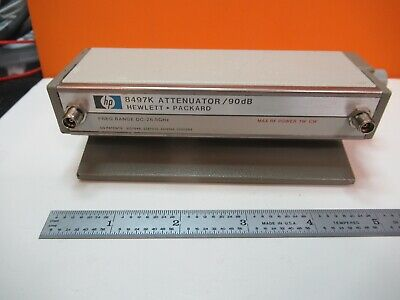 HP AGILENT 8497K DC-26.5 GHz ATTENUATOR RF MICROWAVE AS PICTURED &17-B-01