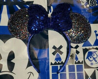 NEW Disney Parks 2020 Celebration New Year Minnie Ears Headband