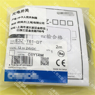 1PC New for Omron E3Z-T61-DT Photoelectric Switch