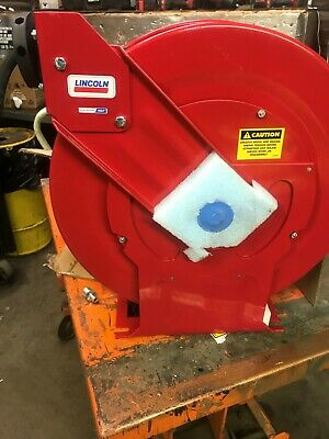 Lincoln High Pressure Grease Reel 94552 New in Box