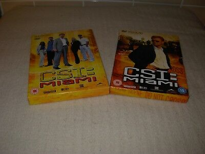 C.s.i. Miami Complete Series 2 (2 Box Set)