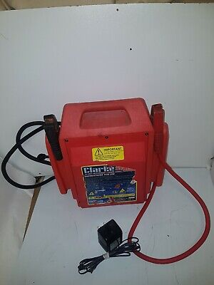 Clarke Jump Start 4000 12volts Rechargeable Power Supply