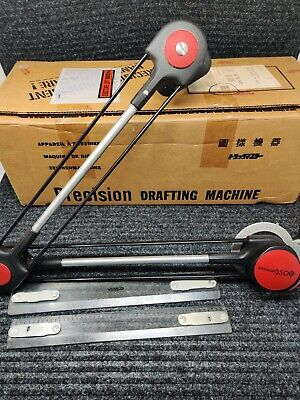 "Nice VEMCO 3500 16"" COMPACT PRECISION DRAFTING MACHINE"