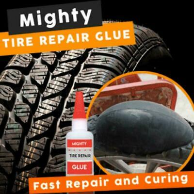 Mighty Tire Repair Glue - Fast Repair and Curing 20/50g M0D