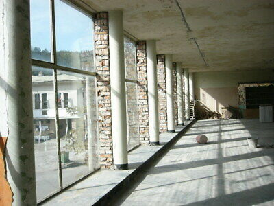 Bulgaria Medieval Cherven Ruse 970 SQM Building  planning for 8 apartment River