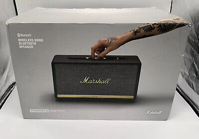 Marshall  Stanmore II Wireless Speaker, Black Excellent Condition