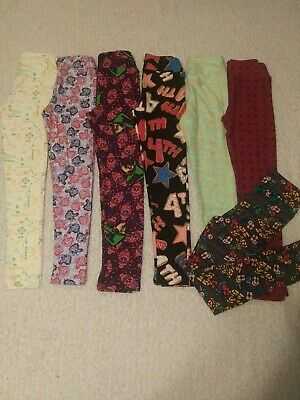 Lularoe Tween Leggings Lot Brand New