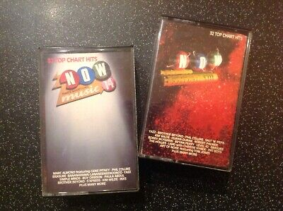 Various Artists - Now That's What I Call Music 13 & 14 - Double Cassette Bundle