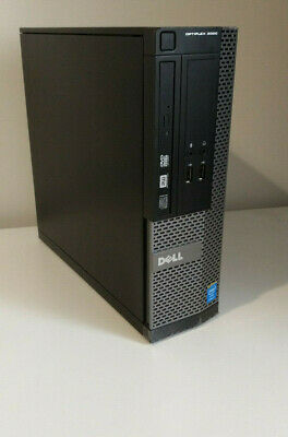 Dell Optiplex 3020 SFF PC Intel Core i3 4130 3.4GHZ Dual Core 4GB DDR3 500GB HDD