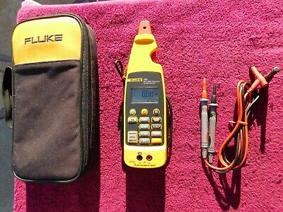 Fluke 772 *Excellent!* Milliamp Process Clamp Meter!  Costs $1059.99 New!
