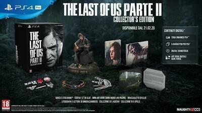 The Last Of Us Part 2 II - Collector's Edition - ITALIANO SOLD OUT PREORDER