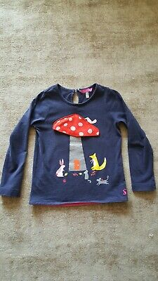 Joules Girls Top Age 5