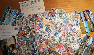 ITALY REGNO REPUBBLICA STAMPS MIX BIG lot 329 – MANY STAMPS