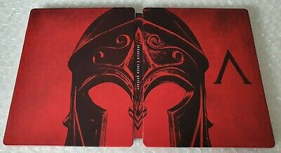 Assassin's Creed Odyssey - Spartan Edition - Steelbook -very rare - PS4 - G2