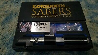 Darth Vader Lightsaber Korbanth 89 Sabers MPP 2.5