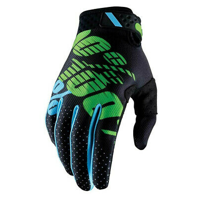 RideFit 100% motocross gloves. MTB, ATV, motocross BMX. Stock clearance