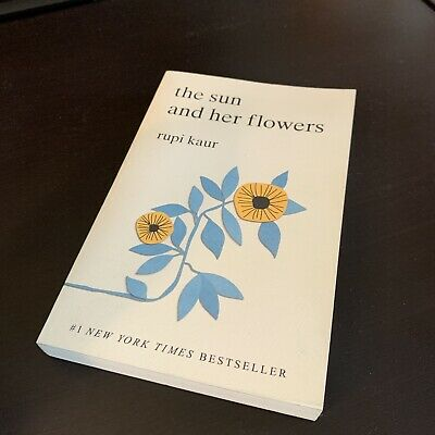 The Sun And Her Flowers Rupi Kaur Book