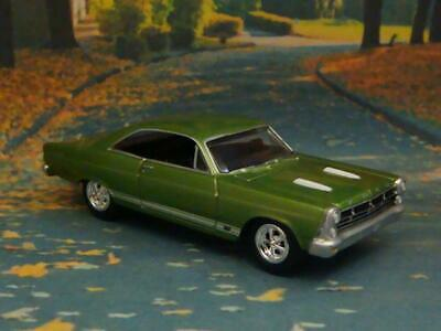 5th Gen 1966–1967 Ford Fairlane 427 V-8 GT/GTA Sport Coupe 1/64 Scale Ltd Edit I