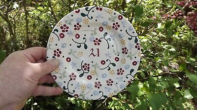 Perfect 21st Birthday Present Emma Bridgewater 21.5cm Plate with 21 in centre