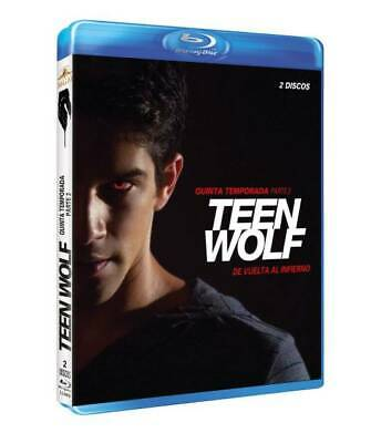 Teen Wolf - Blu Ray - Temporada 5 Parte 2