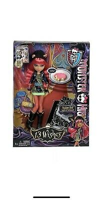 Monster High Howleen Wolf Brand New And Boxed