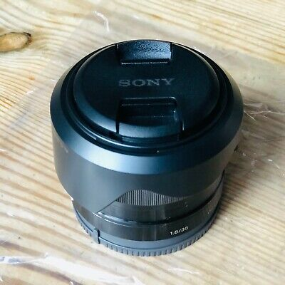 SONY SEL35F18 35mm f/1.8 OSS Lens - Hardly Used, Excellent Condition
