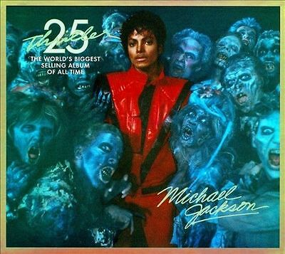 Thriller [25th Anniversary Edition Alternate Cover] [Remaster] by Michael...