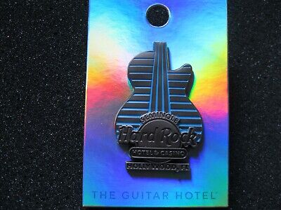 HARD ROCK HOTEL & CASINO: HOLLYWOOD FL Grand Opening Guitar Hotel 2nd ver - LE