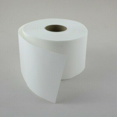 2 METRES OF  PROFESSIONAL GRADE DOUBLE SIDED FUSIBLE IRON ON BUCKRAM  ALL SIZES!