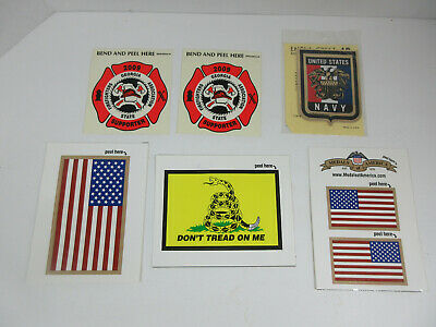 DON/'T THREAD ON ME 1ST JACK ZAP STICKER US ARMY NAVY AIR FORCE MARINES DECAL WOW