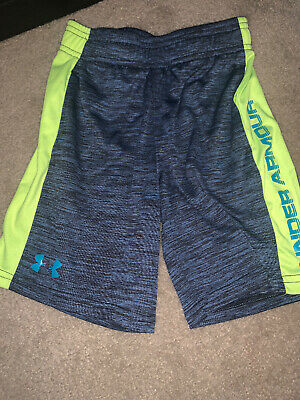 Boys Youth Under Armour Shorts 7