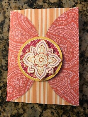 Anna Griffin Note Cards & Envelopes 8 Count
