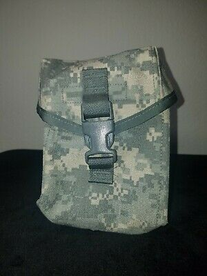 Military Individual Improvised First Aid Kit Pouch IFAK ACU MOLLE Medical Pouch