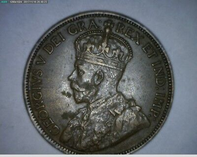 1918 Canada Large Cent (171112-199)