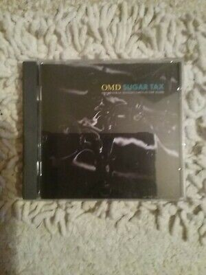 OMD : Sugar Tax CD (1991)