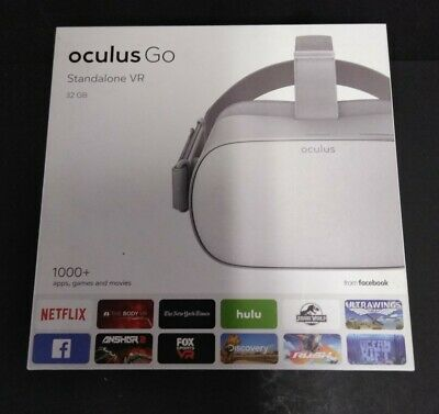 Oculus Go 32GB VR Headset + Controller & Box Only