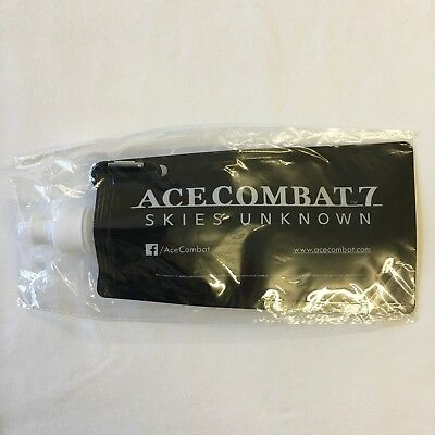 """Ace Combat 7 Skies Unknown water bottle container Promo Gamescom """"NEW"""" SEALED"""