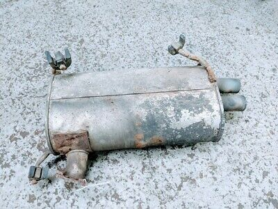 Mitsubishi Outlander 2.0 D Exhaust Tail Pipe Back Box